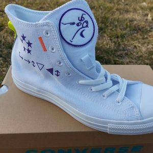 Custom converse sneaker